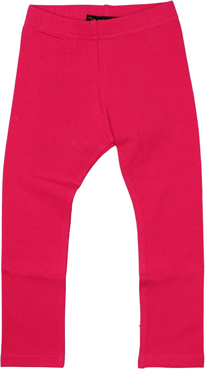 12 Months BGDK Unisex Boys Girls Toddler Cotton Leggings Black Denim