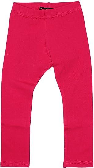 BGDK Girl Leggings Pink Cotton Various Sizes