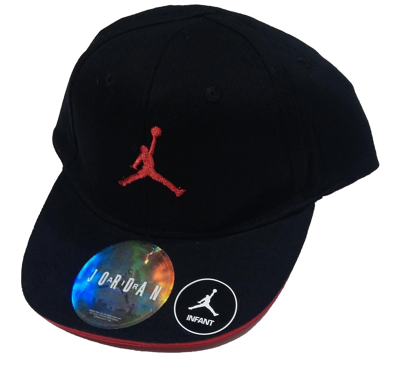 61f3ef98a26 ... spain amazon nike jordan jumpman infant boys baseball cap adjustable 12  24m sports outdoors 7a5a7 2c9cc