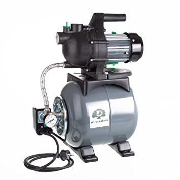 Ultranatura 200100000400 Instalación de Agua doméstica AW-100, 800 ...