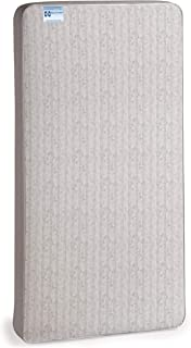 """product image for Sealy Baby Firm Rest Antibacterial Waterproof Standard Toddler & Baby Crib Mattress - 204 Premium Coils, Healthy Clean, 51.7"""" x 27.3"""""""