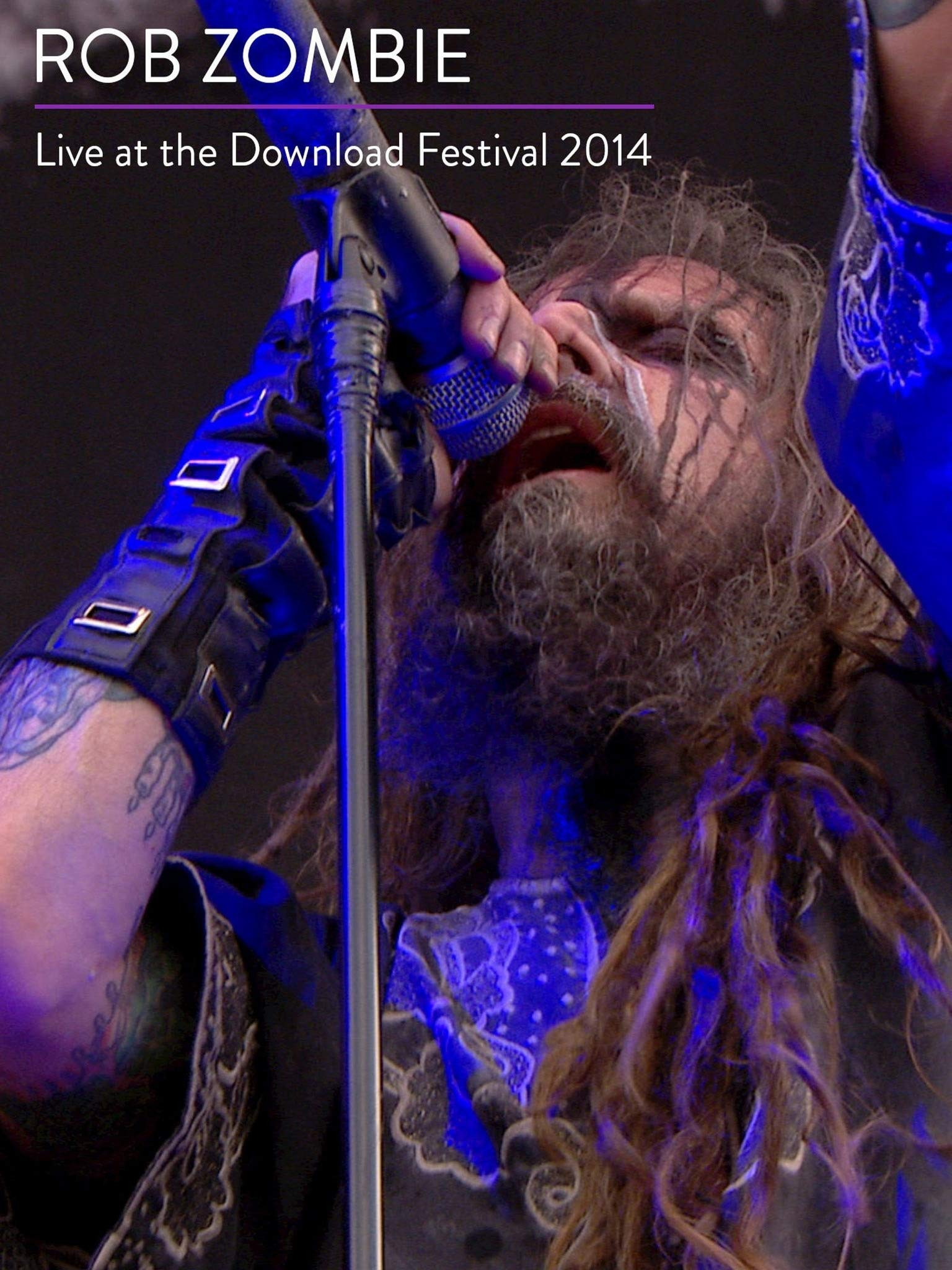 Amazon com: Watch Rob Zombie - Live At Download Festival 2014