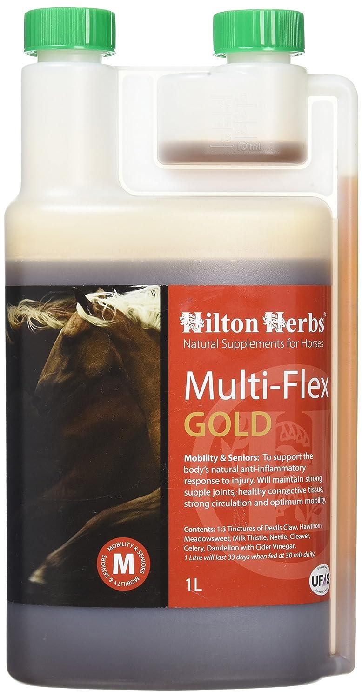 Hilton Herbs Solution Multiflex Gold - 1 litre HILEP