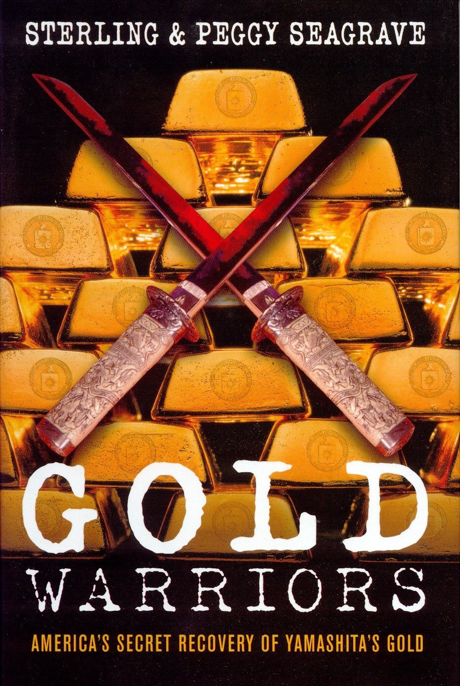 Gold Warriors Book Review