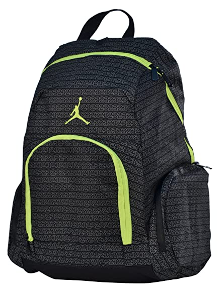 ea50479df5 Nike Air Jordan Backpack Jumpman Back 23