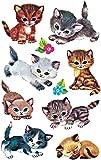Naklejki Z Design Kids Kotki: 4346
