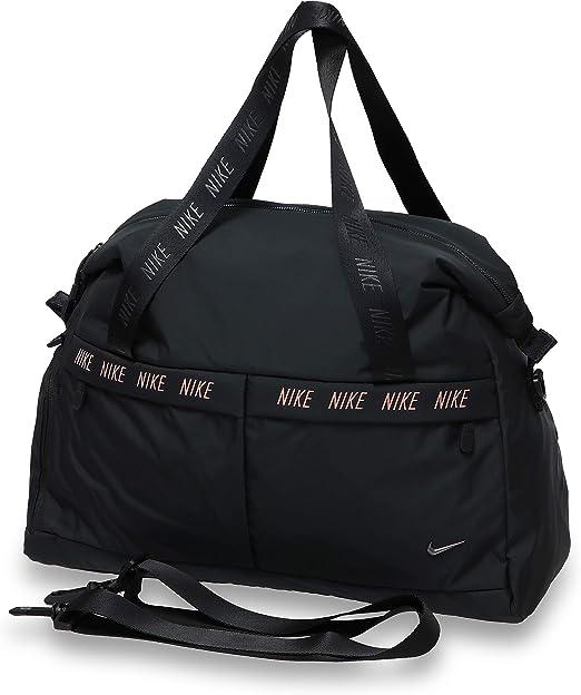 ruptura herir Mucho  Nike Damen Legend Club GFX Sporttasche, Black/Storm Pink/(Black), One Size:  Amazon.de: Bekleidung