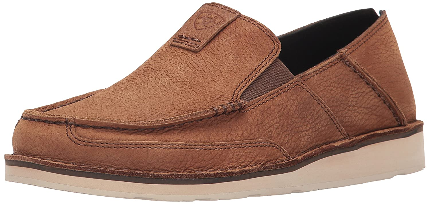 Ariat Men's Cruiser Slip-on Shoe B01N265RWL 7 D(M) US|Aged Bark
