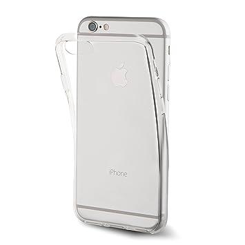 08e0f3e7890 Muvit Crystal Soft - Funda para Apple iPhone 8/7, Transparente: Amazon.es:  Electrónica