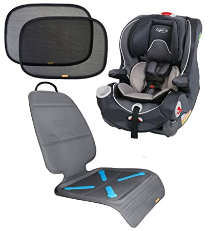 Graco Smart Seat All In One Car With Elite Protector Sunshades
