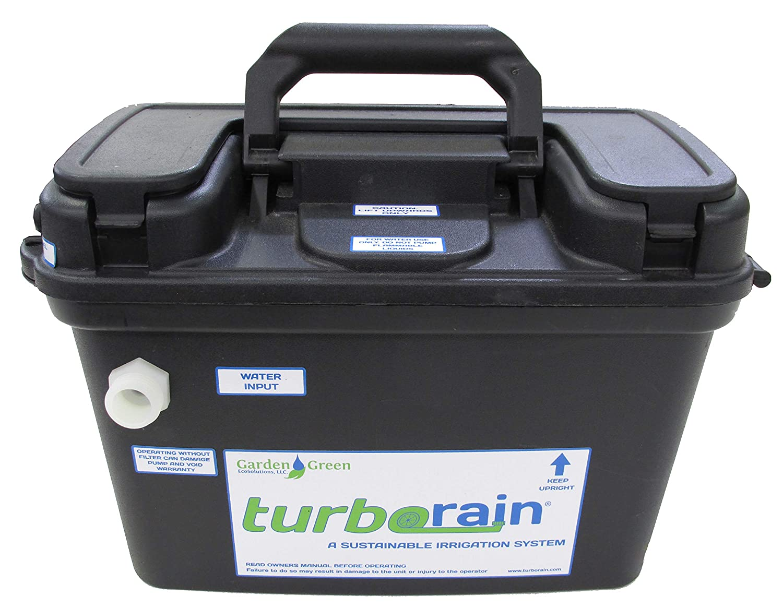 Solar/Battery Powered Rain Barrel Pump - 30 Minute Manual