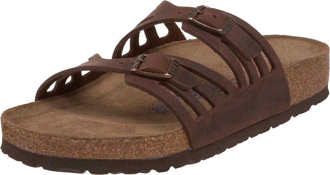 7d26c30db9f1 Birkenstock Women s Granada Soft Footbed Sandal