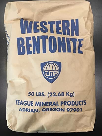 Amazon com : TMP Industrial 200 Bentonite 50lbs : Garden & Outdoor