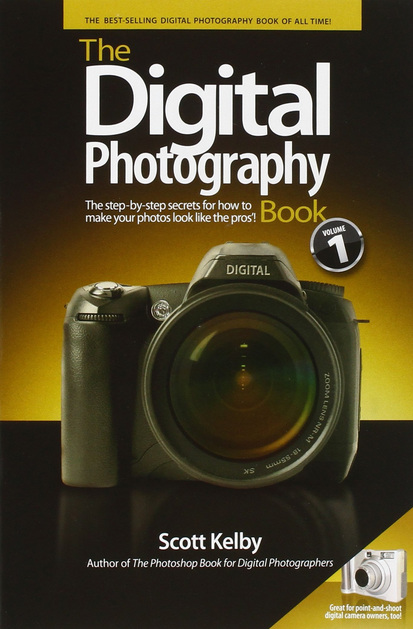 Scott Kelbys Digital Photography 3 Volume Set Boxed Set Amazonde