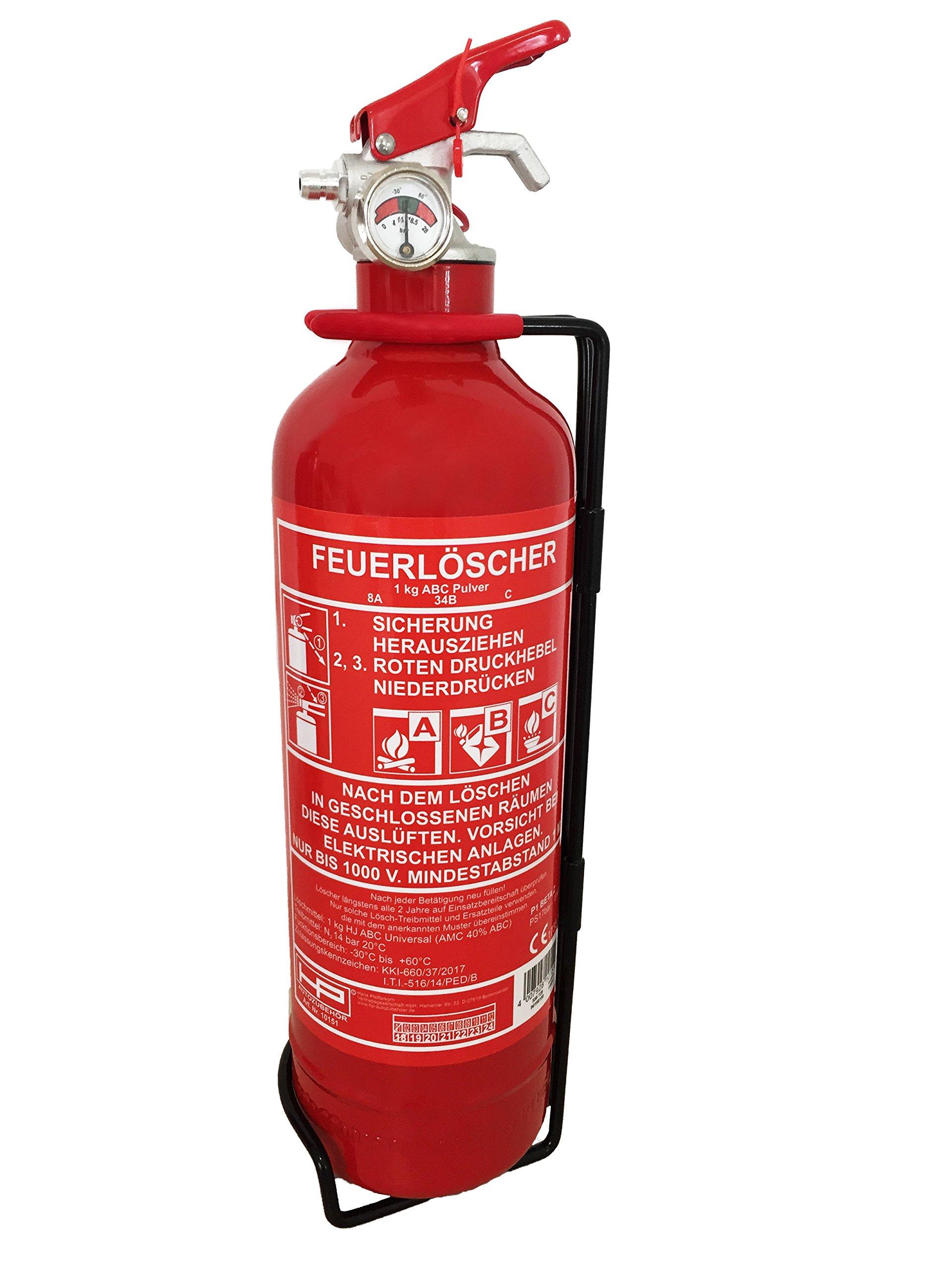 Hervorragend Am besten bewertete Produkte in der Kategorie Feuerlöscher - Amazon.de LT97
