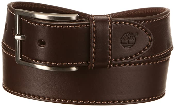 arrives wholesale outlet on feet at Timberland Ceinture - Homme - Marron (968) - FR : 13/17 ...