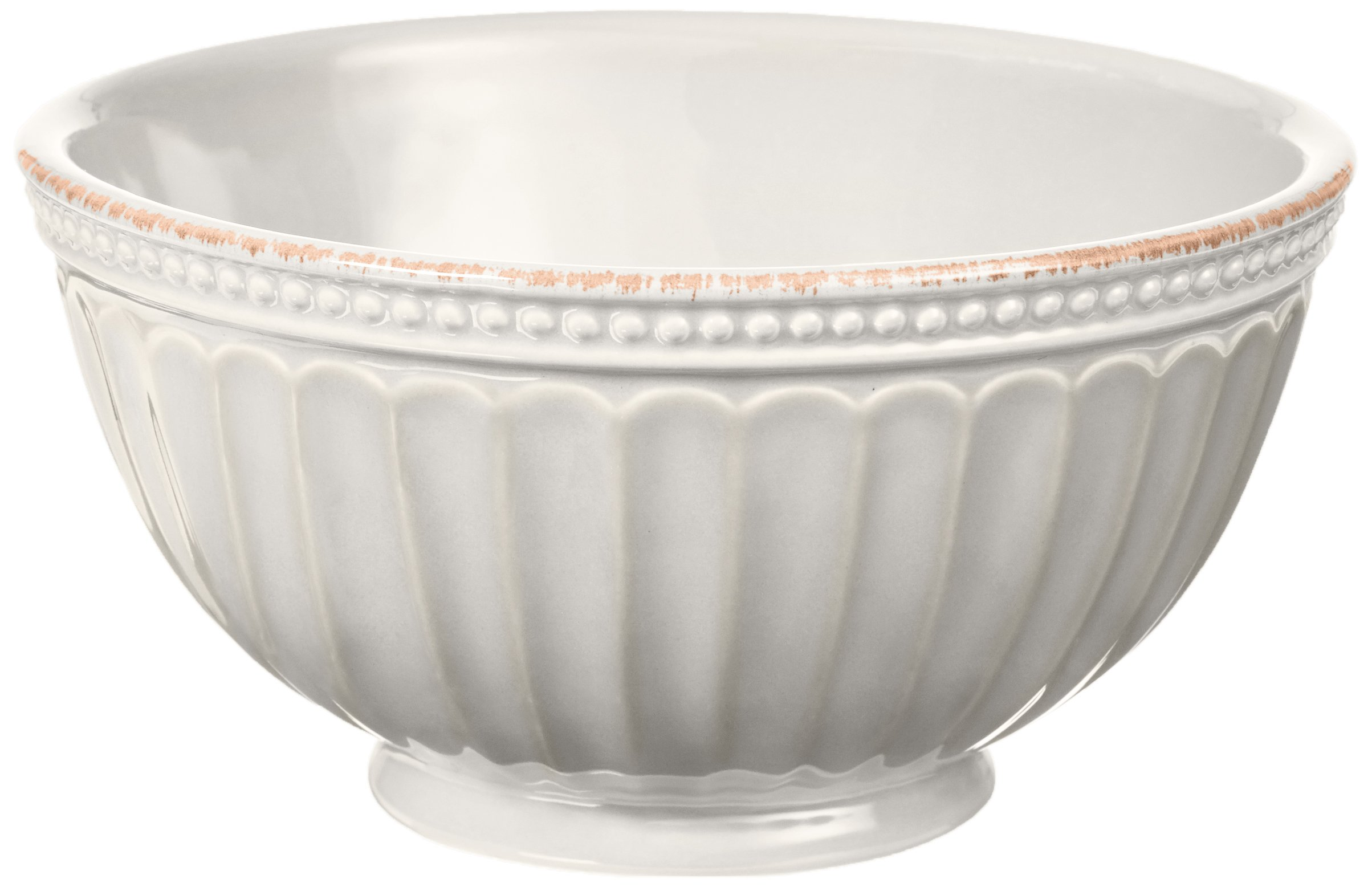 Lenox French Perle Everything Bowl, White by Lenox