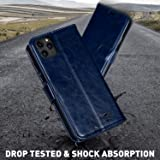 iPhone 11 Pro Max Wallet Case,6.5-inch,MONASAY