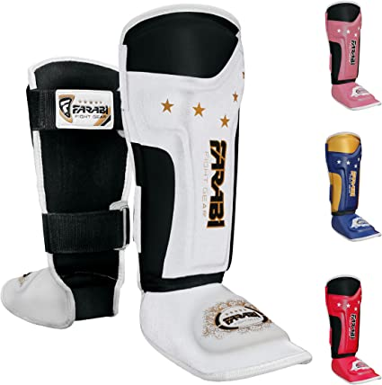 Adults Top Ten Check Fight Kicks Kick boxing Protection Foot Pads