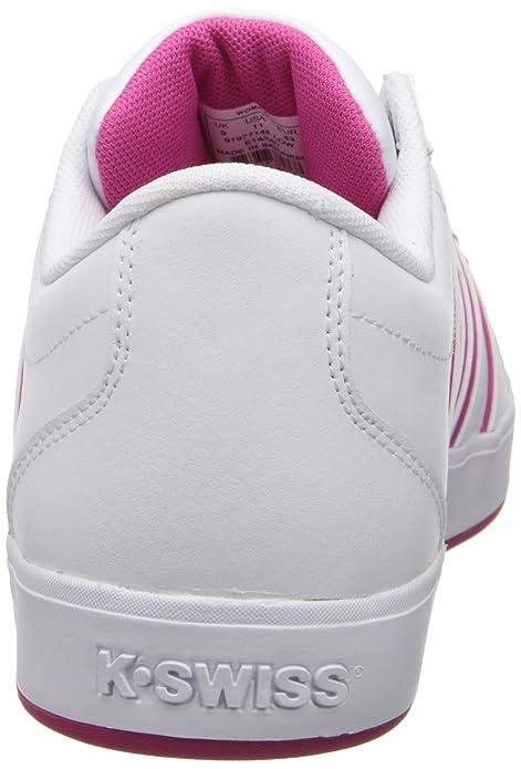 474ba790d6b6c K-SWISS Women's Gallen lll Classic Court Style
