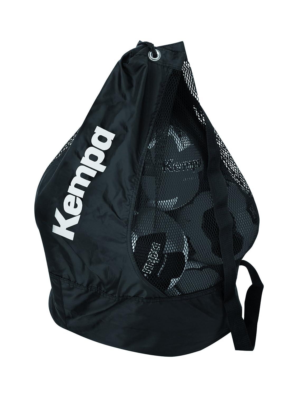 Kempa - Bolsa para 12 pelotas de balonmano negro negro Talla:talla única 200480401