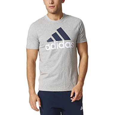 adidas Sport Performance Men's Essentials Linear T Shirt
