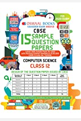Oswaal CBSE Sample Question Papers Class 12 Computer Science Book (For March 2020 Exam) Kindle Edition