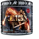 RE1GN Ultra Premium 5 Stage Pre-Workout With 5 Trademarked Ingredients, 40 Scoops (DRAGONS MIST)