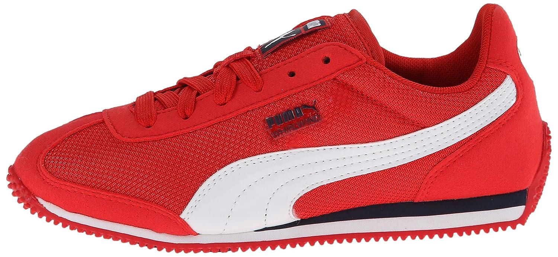 PUMA Whirlwind Mesh JR Sneaker Little Kid//Big Kid