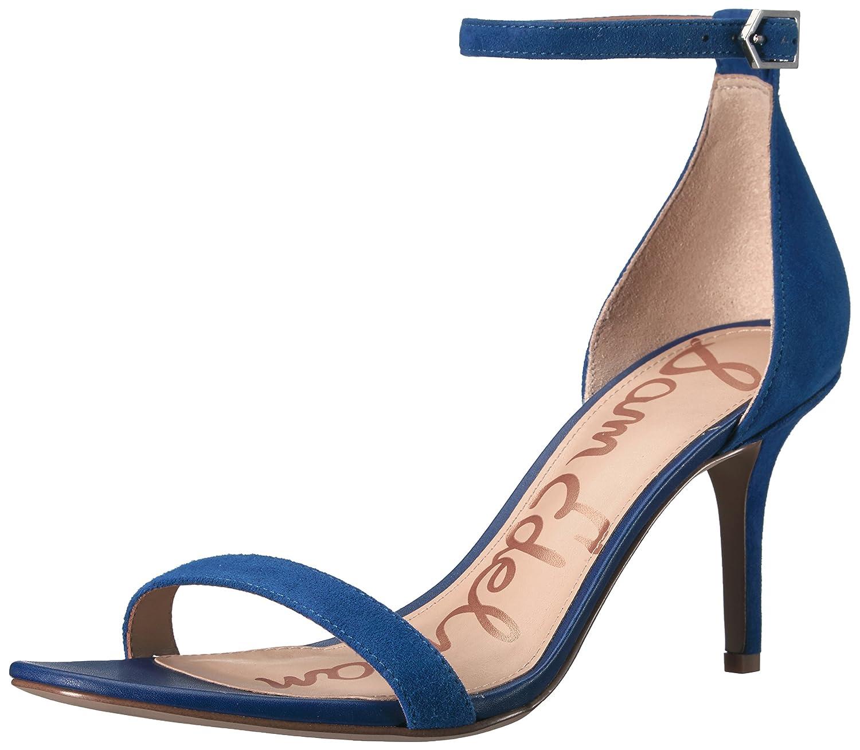 Sam Edelman Women's 6 Patti Dress Sandal B01J5OTXEU 6 Women's B(M) US|Nautical Blue Suede d726ab