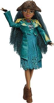 Disney Descendants 2 Uma Isle of the Lost Doll - Poseable Figure Dressed to Impress – Recreate Epic Adventures with Descenda
