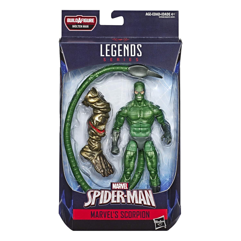 Marvel Legends Series Spider-Man Scorpion 6-inch Figure