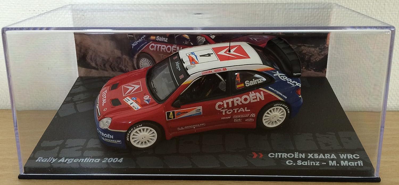 PEUGEOT 307 WRC GALLI BERNACCHINI RALLY ARGENTINA 2006 IXO 1//43 RALLYE