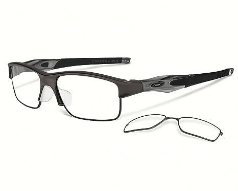 4854494d96 Oakley Eyeglasses OX3150 CROSSLINK SWITCH Asian Fit 315002  Amazon.co.uk   Clothing