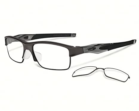 086054bb81 Oakley Eyeglasses OX3150 CROSSLINK SWITCH Asian Fit 315002  Amazon.co.uk   Clothing