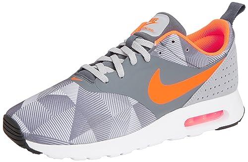 hot sale online 387b4 4b6b4 Nike Air Max Tavas Print - Zapatillas de running de material sintético  hombre, color gris