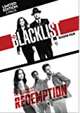 The Blacklist, Season Four / Blacklist Redemption, Season One (Two-Pack)