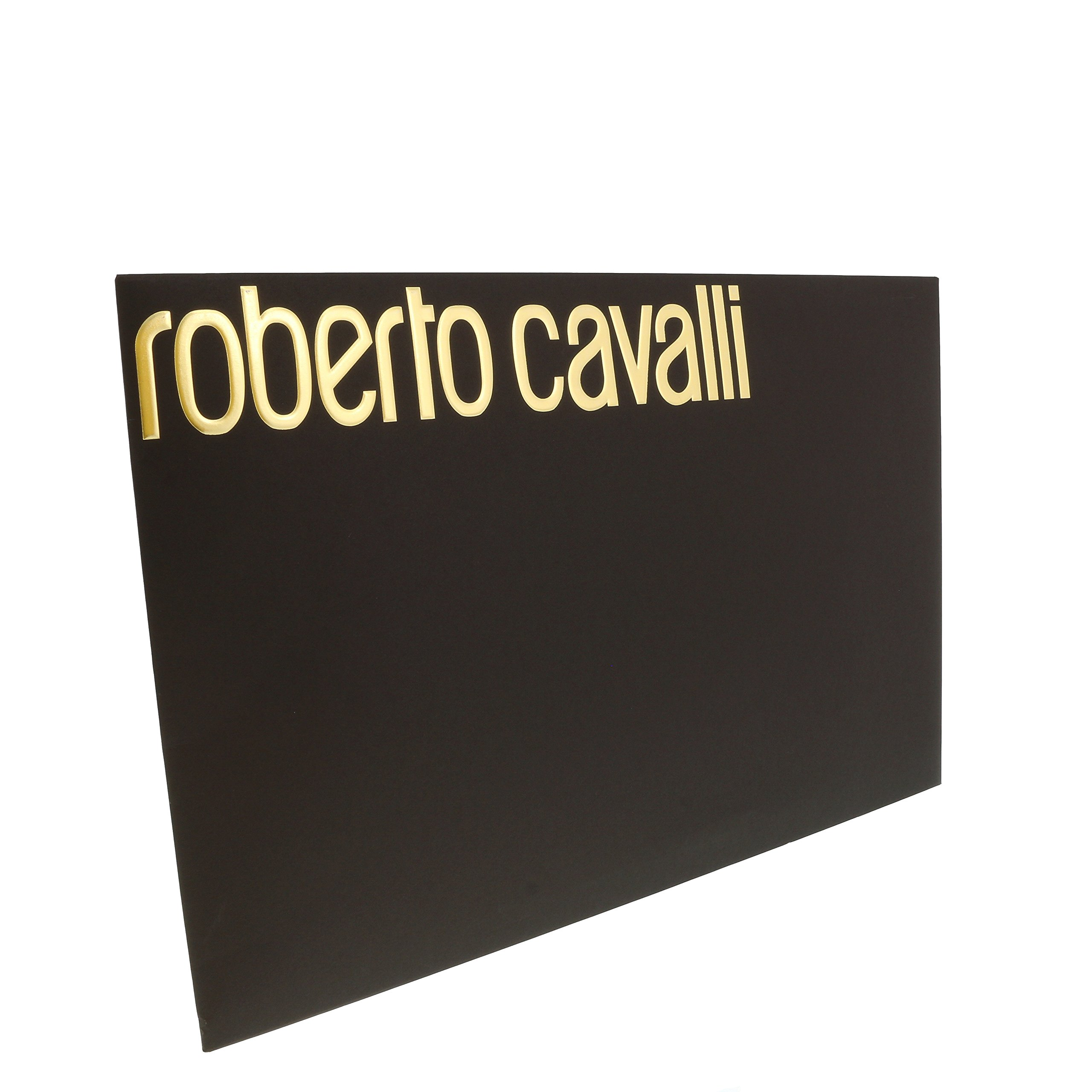 Roberto Cavalli C3S07D120 525 Beige Animal Print Shawl