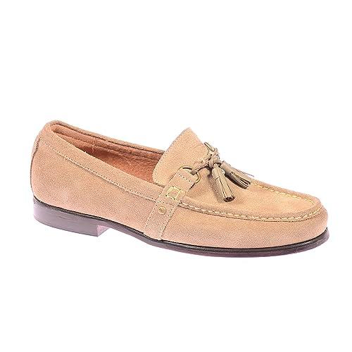 Polo Ralph Lauren - Zapatilla Baja Hombre, Color Beige, Talla 42: Amazon.es: Zapatos y complementos
