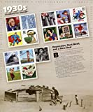 1930s Celebrate the Century Sheet of Fifteen 32 Cent Stamps Scott 3185 by USPS