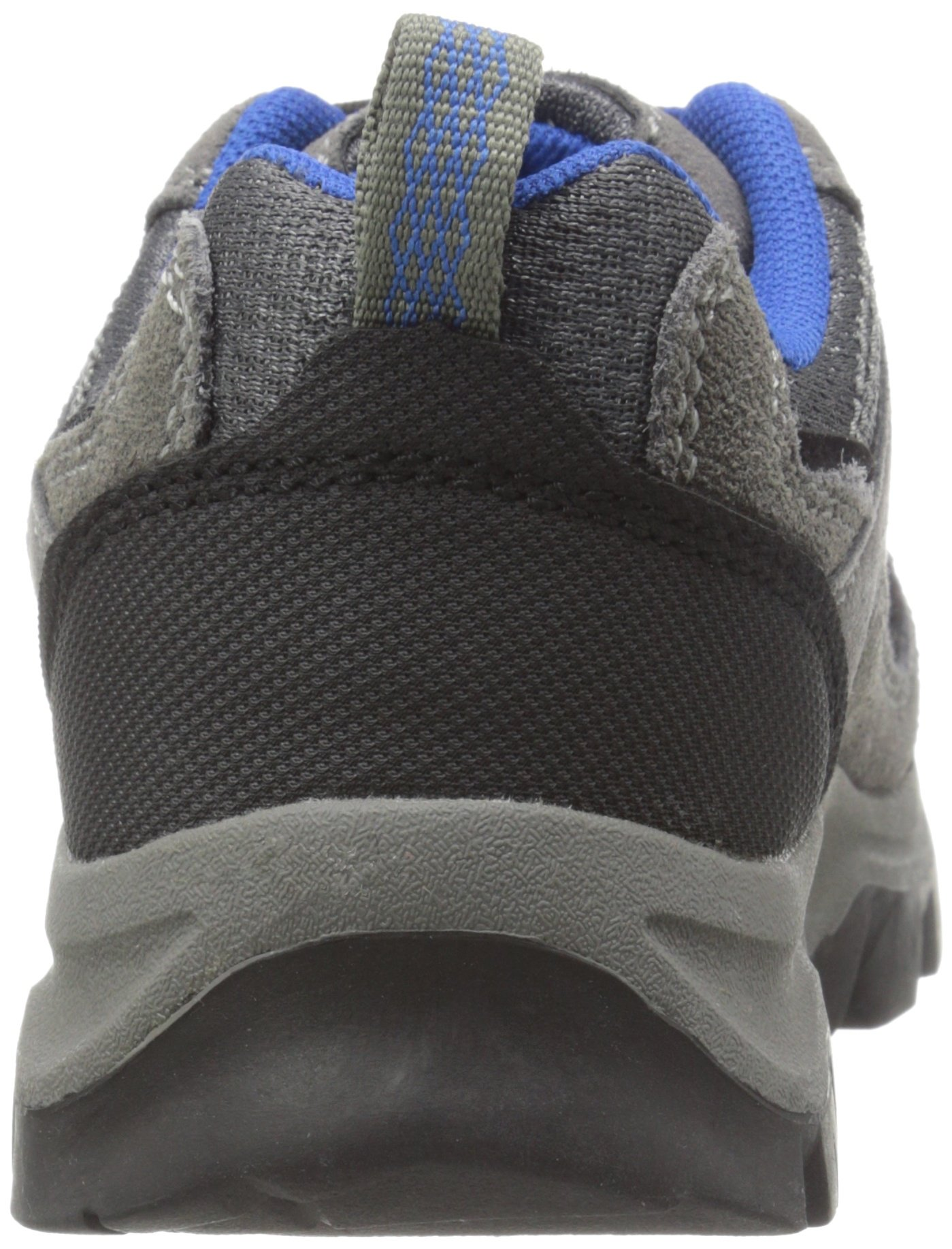 Hi-Tec Hillside Low WP Jr - K, Charcoal/Blue/Black, 6 M US Big Kid by Hi-Tec (Image #2)
