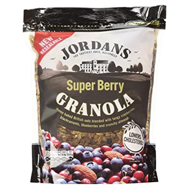 Jordans Super Berry Granola, 600g