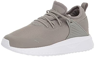58272c674dc PUMA Unisex Pacer Next Cage Velcro Sneaker Rock Ridge