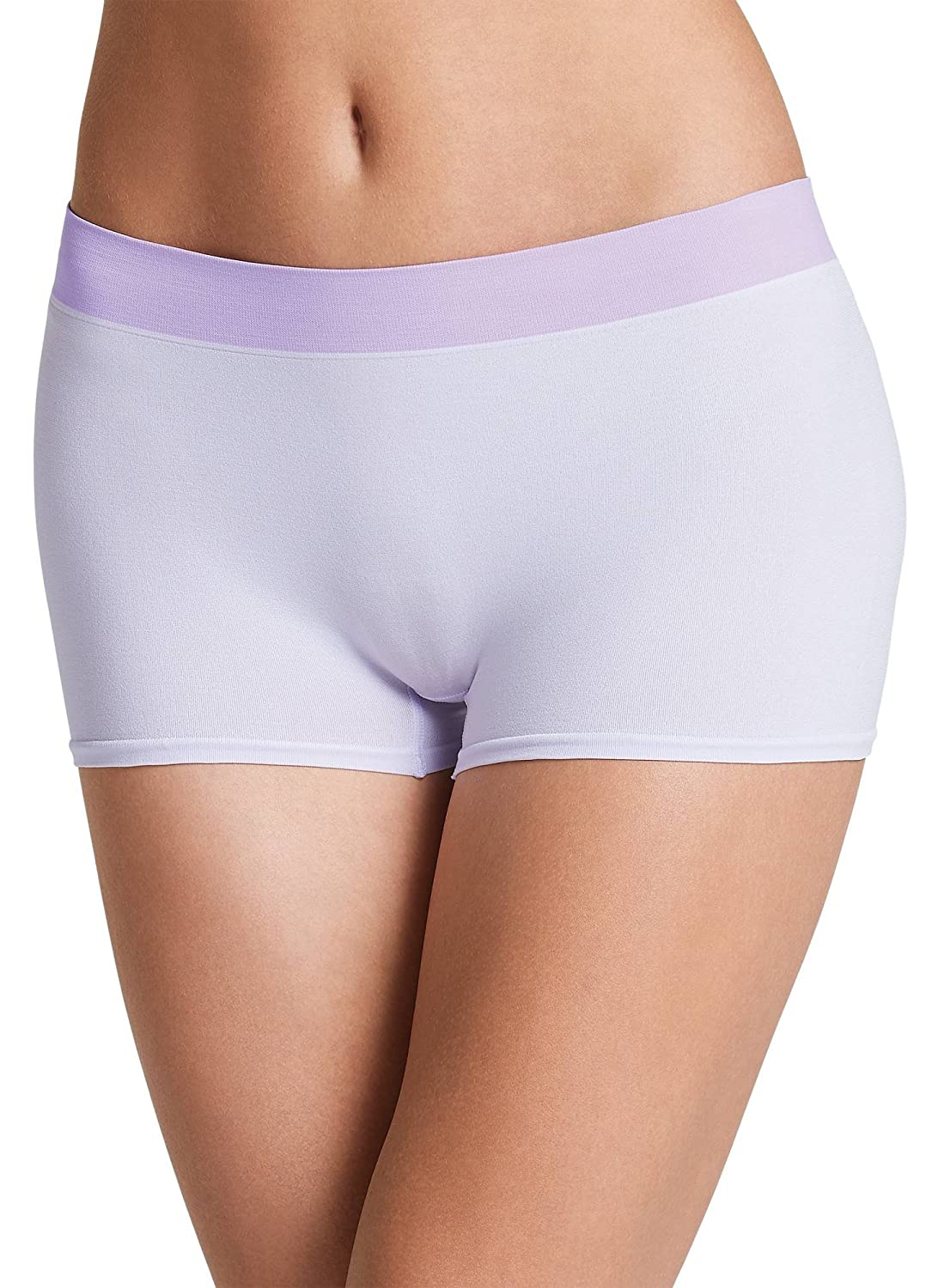2b3cacefc Jockey Women's Underwear Modern Micro Boyshort: Amazon.ca: Clothing &  Accessories