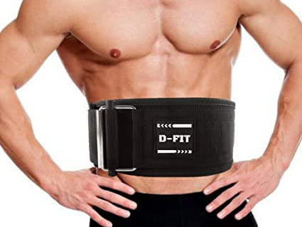 Amazon.com   Weight Lifting Belt by D-Fit d566e40302a