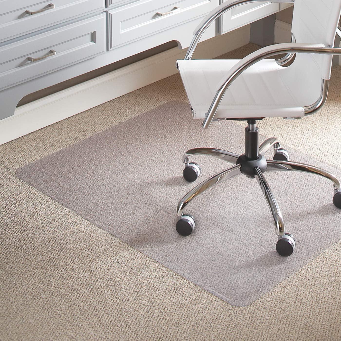 36 x 48 Rectangular Heavy Duty Chair Mat for Hardwood Floor