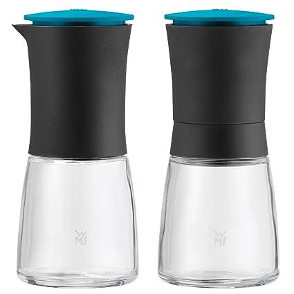 WMF Gewürzmühle & Essig-/Ölspender Set - Molinillo de pimienta y sal
