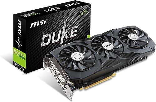 MSI GeForce GTX 1080Ti Duke 11G OC