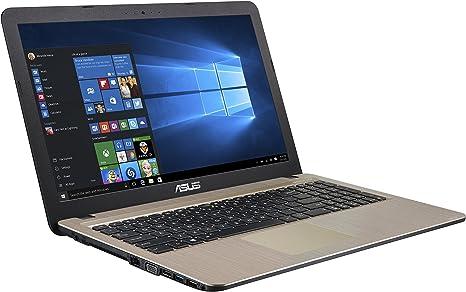 ASUS X540SA-XX014D portátil, Pantalla de 15,6 Pulgadas HD LED, procesador Intel N3050, RAM 4 GB, Disco Duro 500 GB, FreeDOS, marrón: Amazon.es: Informática