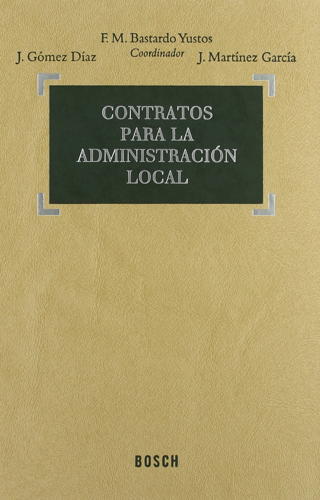Contratos para la Administración Local PDF